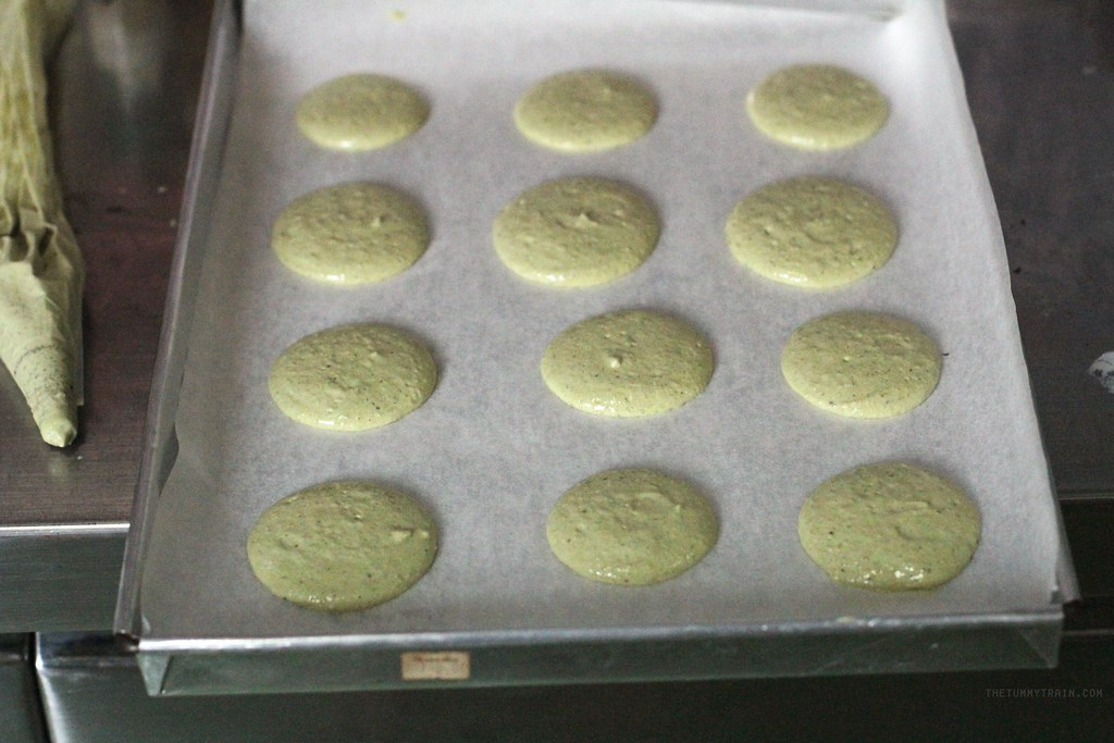 20901101409 f4dddd1c80 b - Matcha Macarons with Red Bean Filling + My Japan Travel Video!