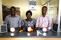 Saving for solar in Bariadi Tanzania
