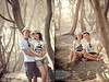 Simple & casual prewedding photo for @rosamaya21 & @ruli_hermawan. Pre wedding photoshoot at Yogyakarta. Foto prewedding by @poetrafoto, visit http://prewedding.poetrafoto.com :thumbsup::blush::heart_eyes: