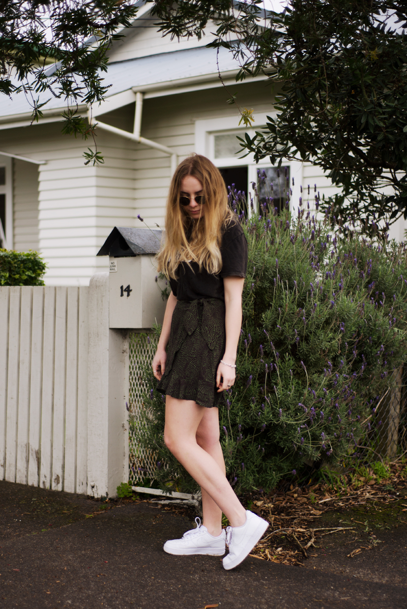 Ruby Boutique orchid wrap dress storm romper serpent ruffle skirt | Giveaway | Stolen Inspiration | New Zealand fashion blogger | Kendra Alexandra