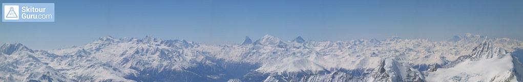Grosser Aletschhorn Berner Alpen / Alpes bernoises Schweiz foto 17