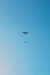 Vulcan and Skyvan