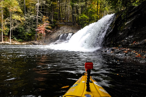 Cascade Lake and Hooker Falls-17