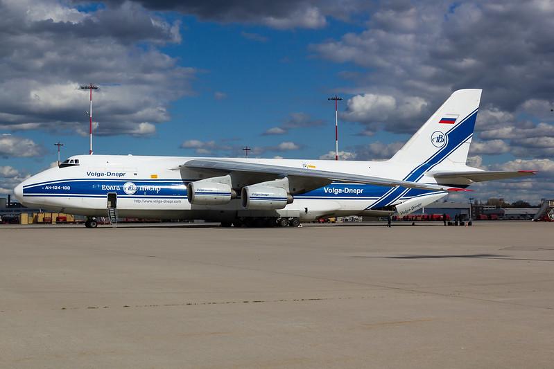 Volga Dnepr Airlines - A124 - RA82045 (1)
