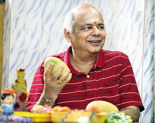 G Chandrasekharran, pune