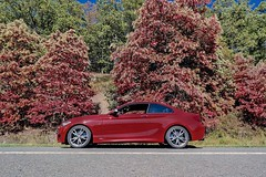 Feeling Fall in a #BMW #235i. - photo from bmwusa