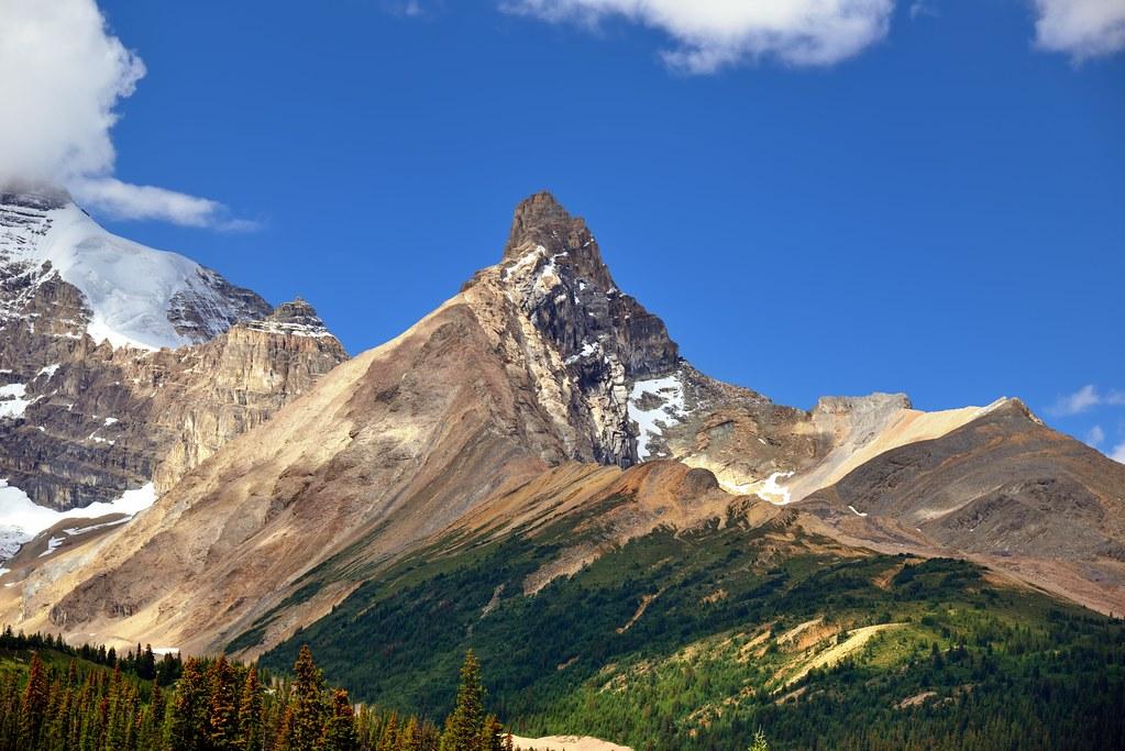Hilda Peak (Icefields Parkway)