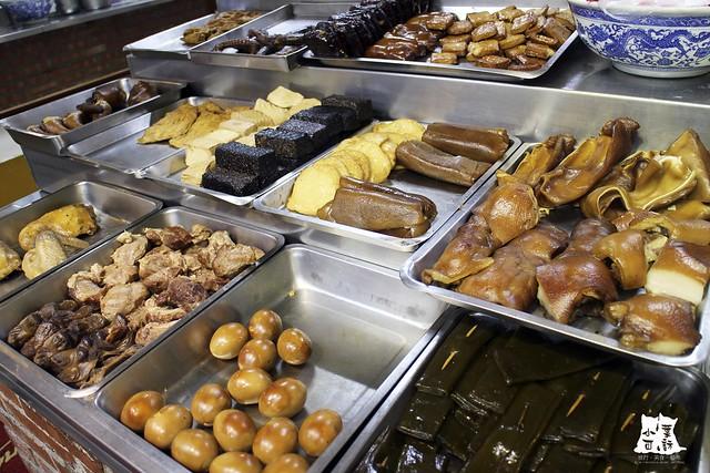 程味珍 台北西門町美食程味珍意麵滷味,吃宵夜的美食推薦,台北人氣麵店捷運西門站