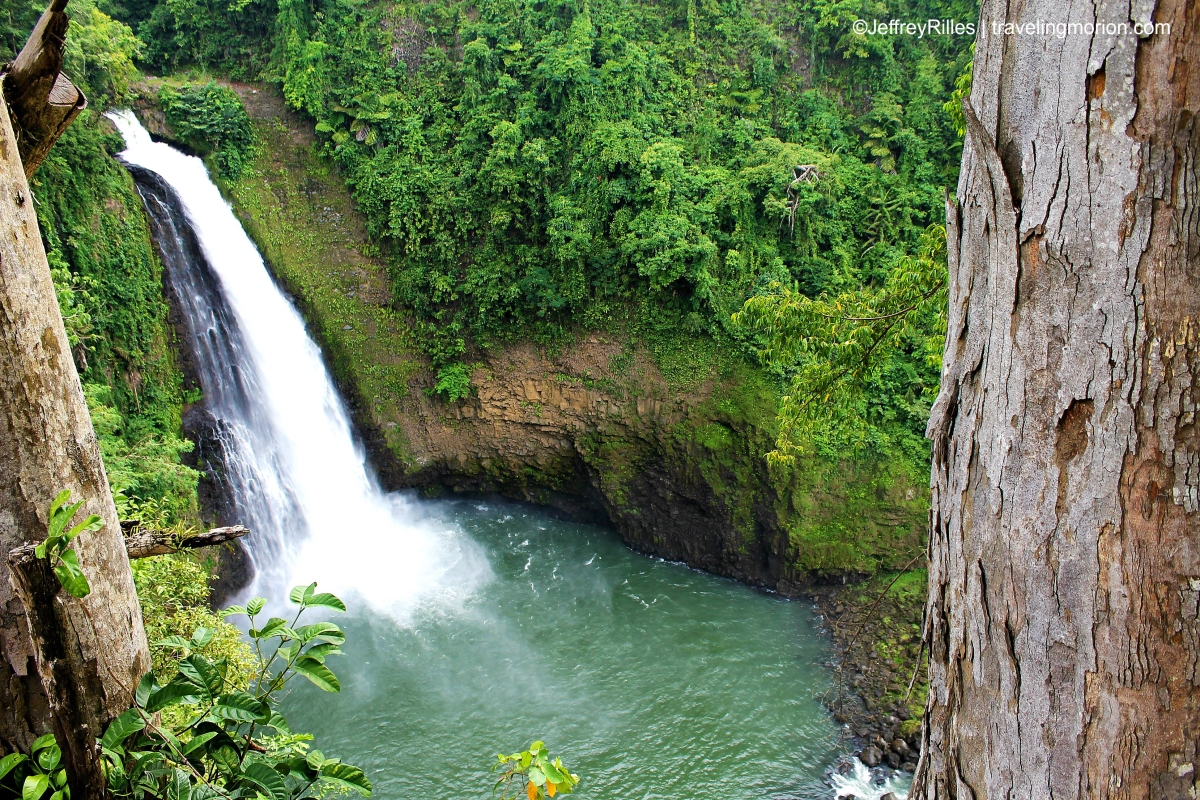 Pagayawan Falls in Bacolod, Lanao del Norte