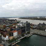 From the top of Mas Museum Aan De Stroom