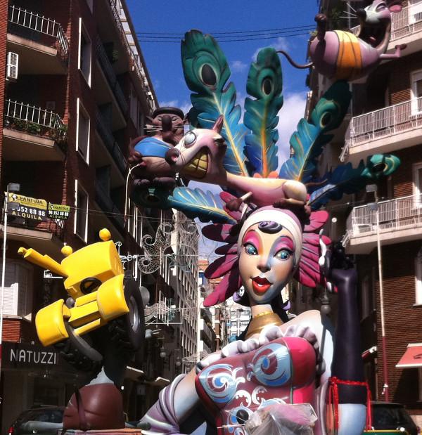 Fallas Fiesta Valencia5