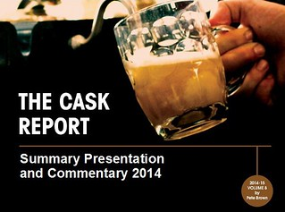 The Cask Report 2014-2015