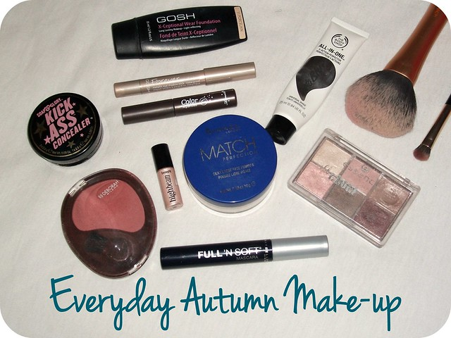 Everyday Autumn Make-up