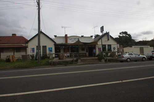 Black Stump Hotel-Trunkey Creek, NSW.