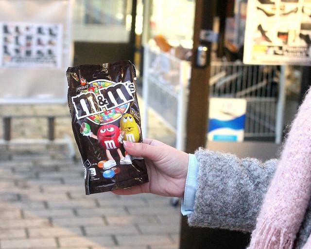 M&M's suklaa