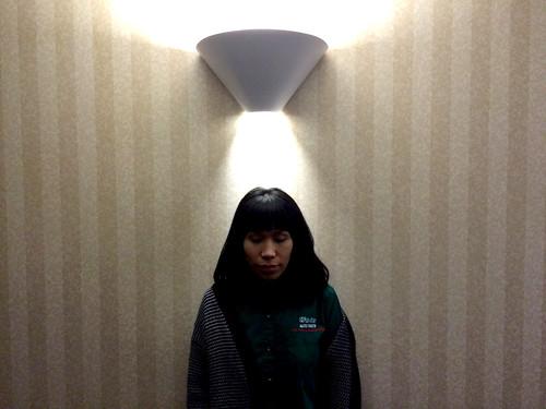 Ana's Little Light (December 14 2014)