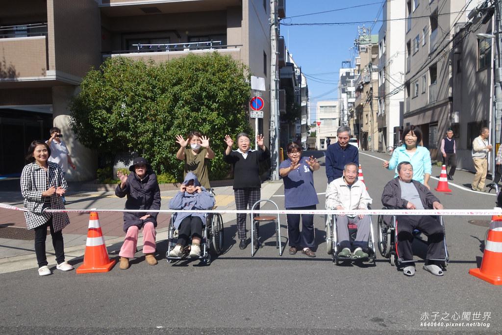 大阪馬拉松-跑步-35