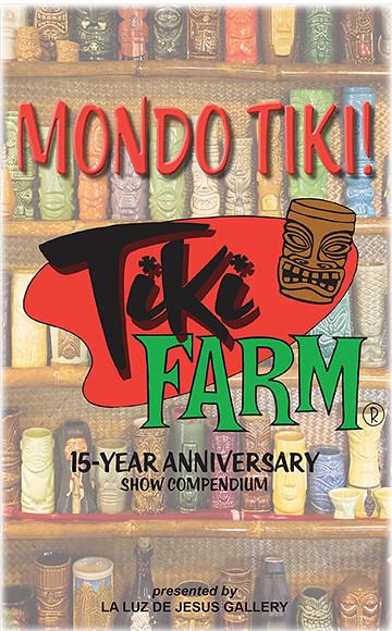Mondo Tiki catalog