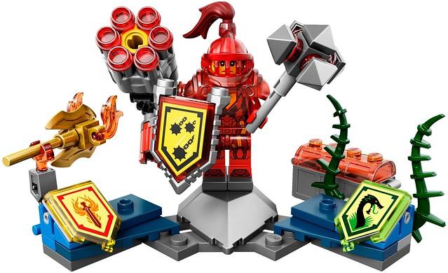 LEGO Nexo Knights 70331 - Ultimate Macy