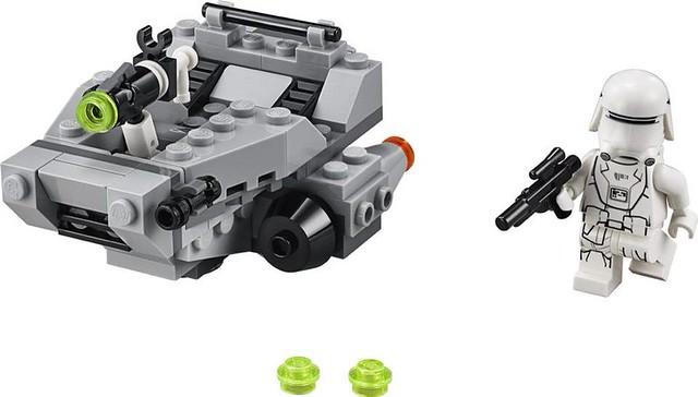 LEGO Star Wars 2016 sets | 75126 - First Order Snowspeeder