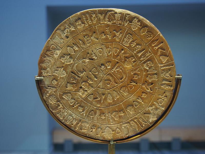 The Phaistos Disc(Side B)
