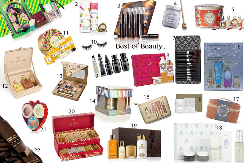 Best Beauty Gifts for Christmas 2015, For Her, Gift Ideas, Gift Guide