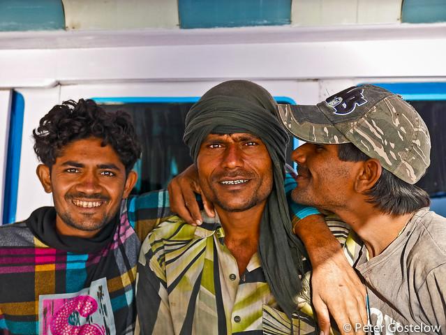Gujarati crew