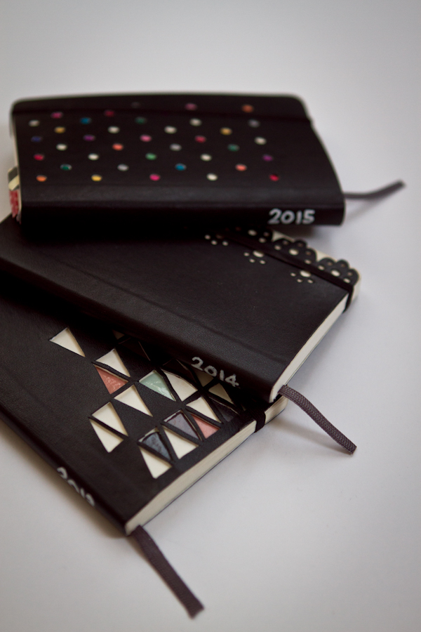 Collection of Moleskine