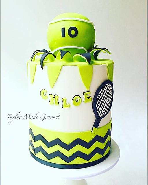 Cake by Taylor Made Gourmet