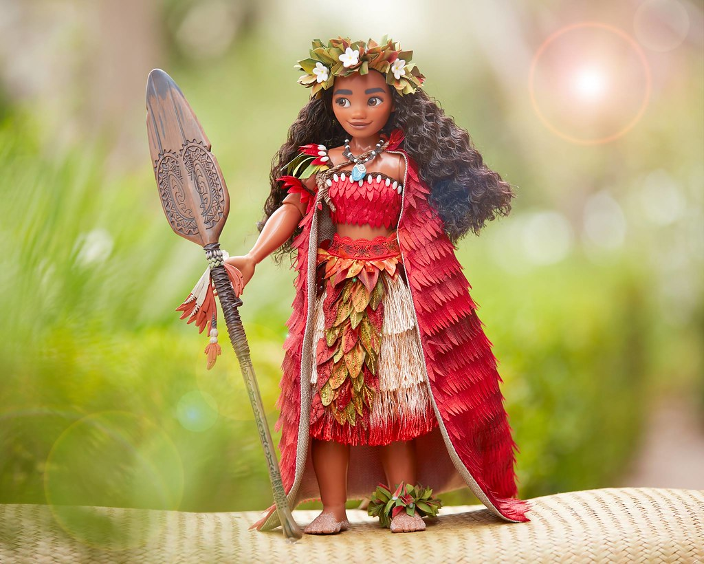 Moana Le Doll Disney Store Facebook Announcement 2017