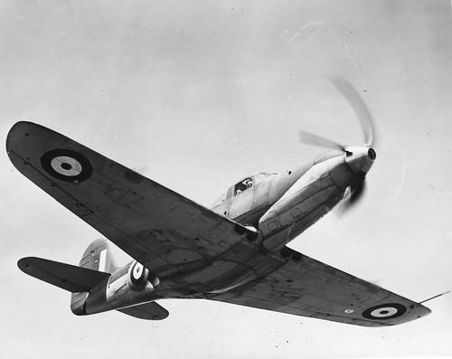 RAF P-400 Airacobra fighter P-39 d Airacobra   1941-1942