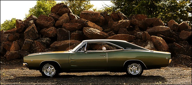 1968 Dodge Charger R/T - Like A Rock