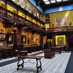 Museo civico Gaetano Filangieri, via Duomo, Naples, Campanie, Italie.