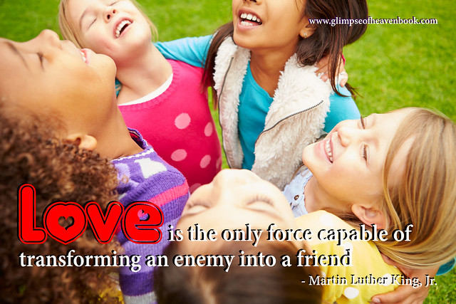 Love is the Most Powerful Force in the World...