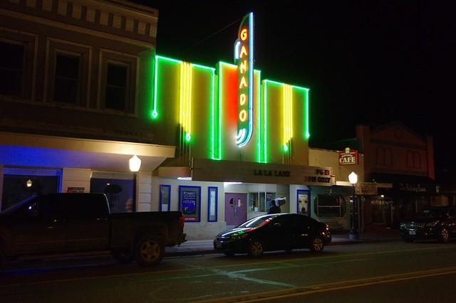 Ganado Theater, Ganado TX