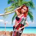 In the beach! by RockWan FR