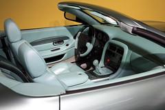Aston Martin DB AR1 Zagato 2003 2