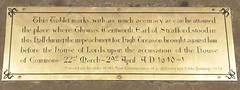 Photo of Bronze plaque number 42549