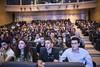 Amphi plein à craquer pour le débat sur les fake news