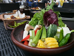 vegetable for barbecue