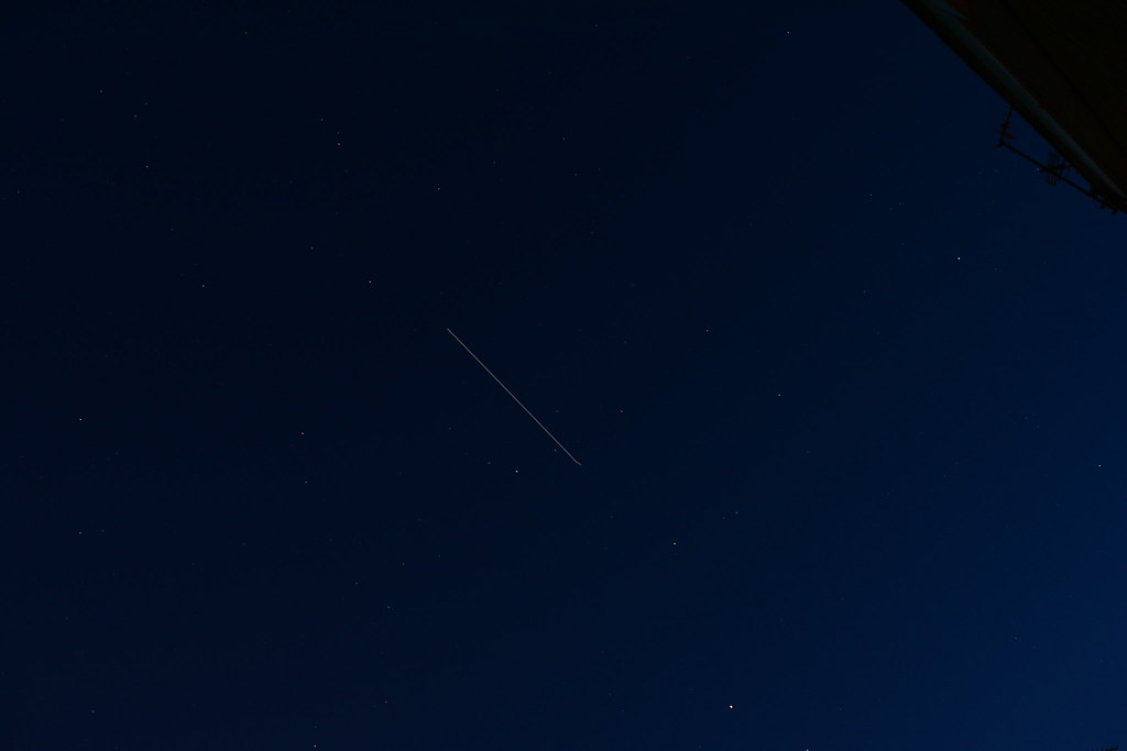 ISS Passing 09/08/2015