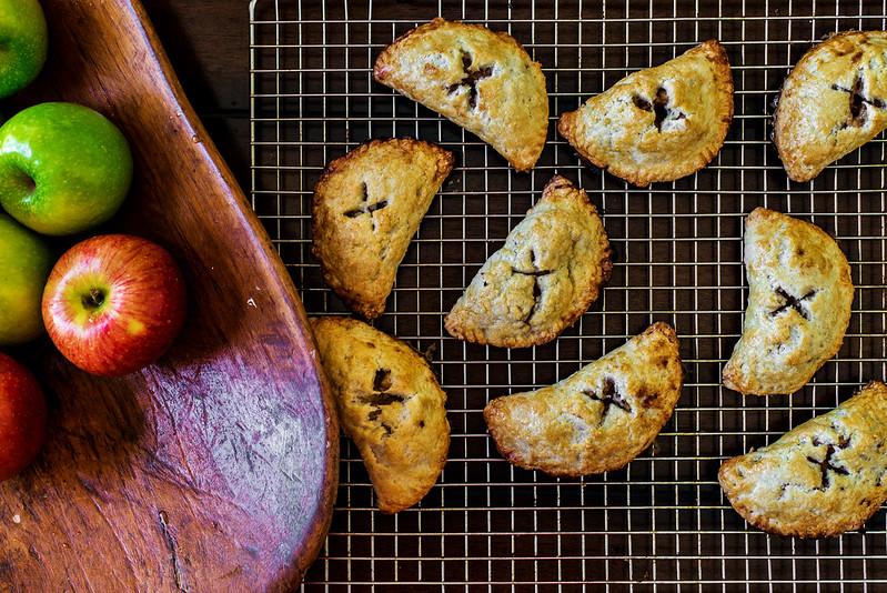 apple hand pie #applechallenge