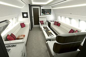 Airbus ACJneo interior (Airbus)