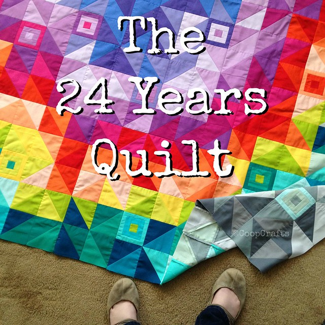 The 24 Years Quilt