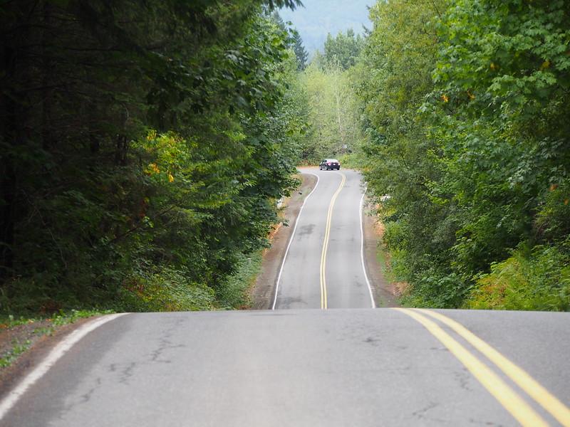 NE Tokul Rd Detour