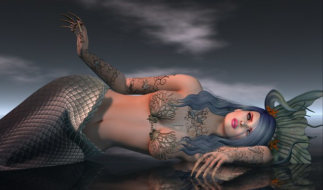 Even Mermaids Can Get The Blues_011