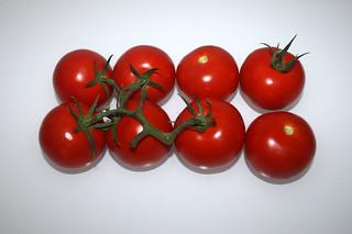 02 - Zutat Tomaten / Ingredient garlic