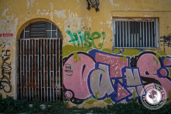 Graffiti Athens Greece