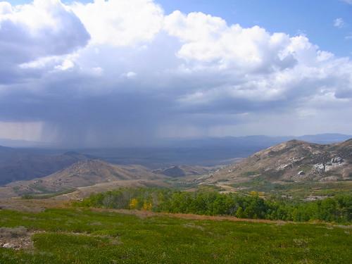 landscape storms