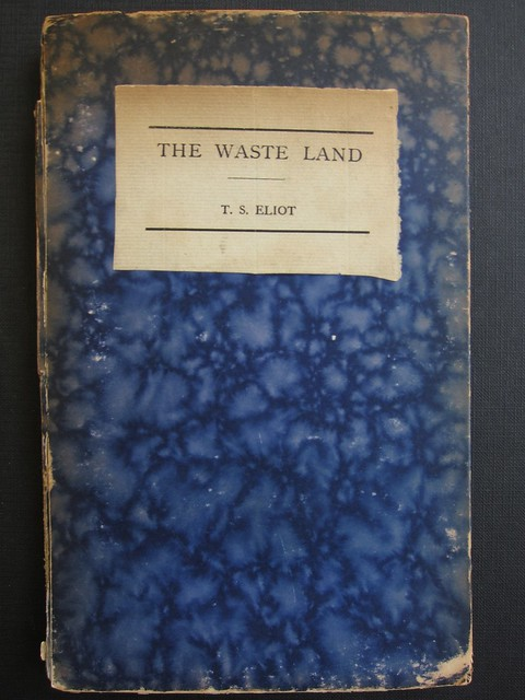 a bleak of hope in the wasteland by t s elliot